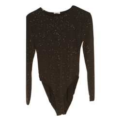 Body paillettes en strass
